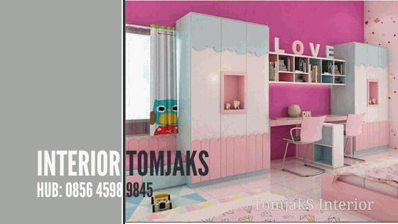 Desain Interior Kamar Anak cewek