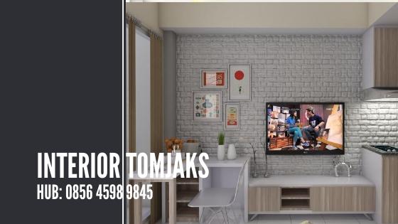 0856 4598 9845 Tomjaks   Jasa Interior Apartemen Sidoarjo